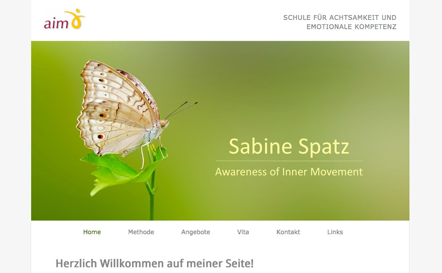 Referenz Awareness of inner movement dortmund